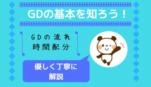 GD(グループディスカッション)の基本!流れ、時間配分